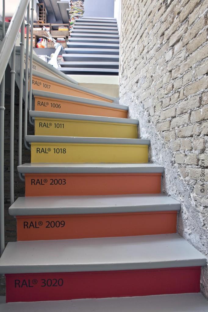 escaliers [© A-C Scoffoni]