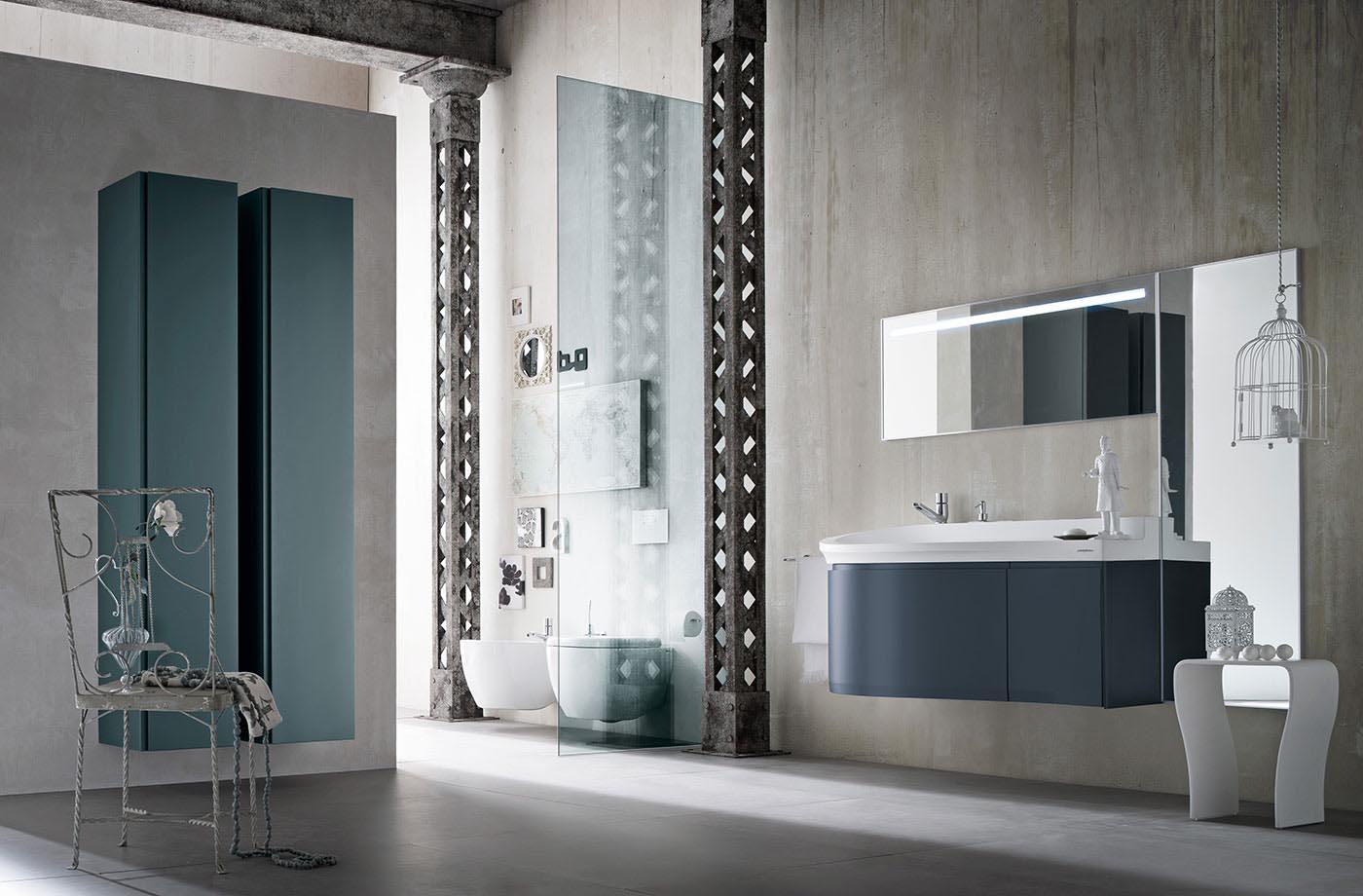 agrandissez visuellement votre salle de bains de fil en dco