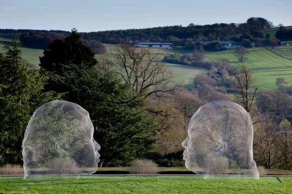 Jonty Wilde © Yorkshire Sculpture Park. UK