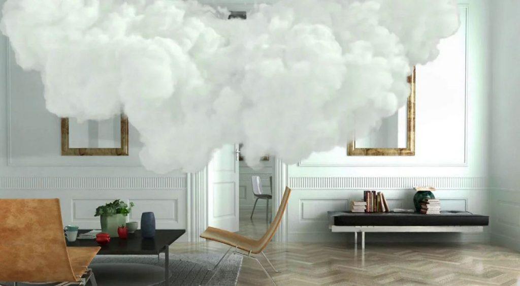 Système de protection de la maison. Brouillard aveuglant © Mediaveil Verisur Securitas