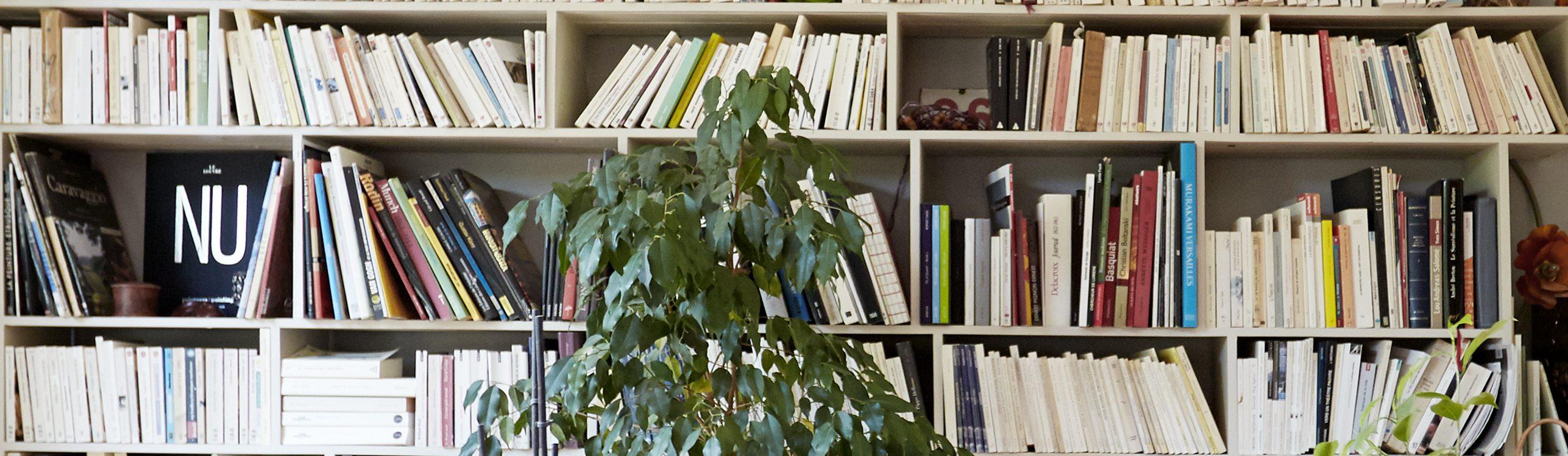 Bibliothèque sur-mesure. Reportage De Fil en Déco