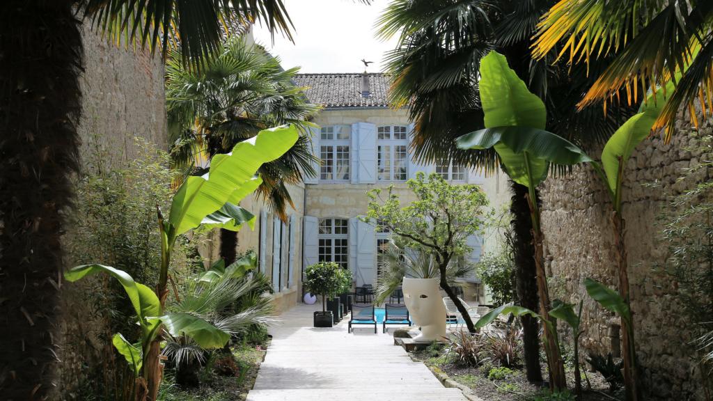 Hôtel Guilhon - De Fil en Déco