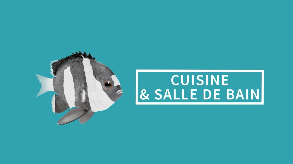Cuisine & salle de bain - Trophées de la Déco by De Fil en Déco