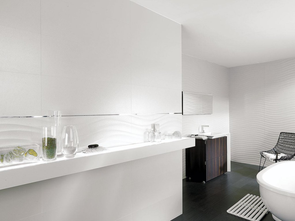 Design Salle De Bain Carrelage Quelle Hauteur